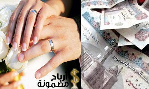 قرض الزواج من بنك التسليف